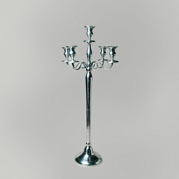 5 Light candelabra 1 m