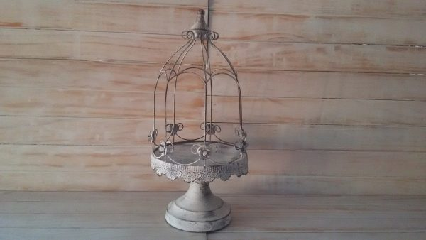 Birch Cage Cake stand