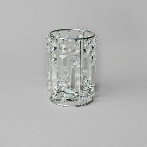 Crystal Jewel candle holder
