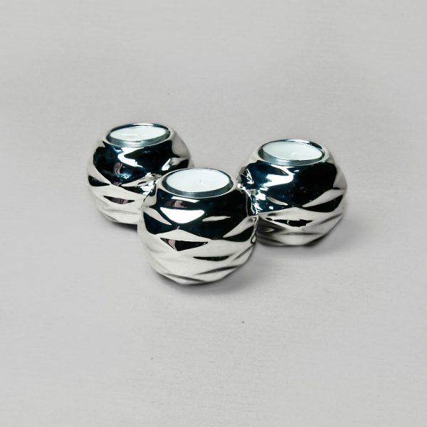 Ripple silver holder