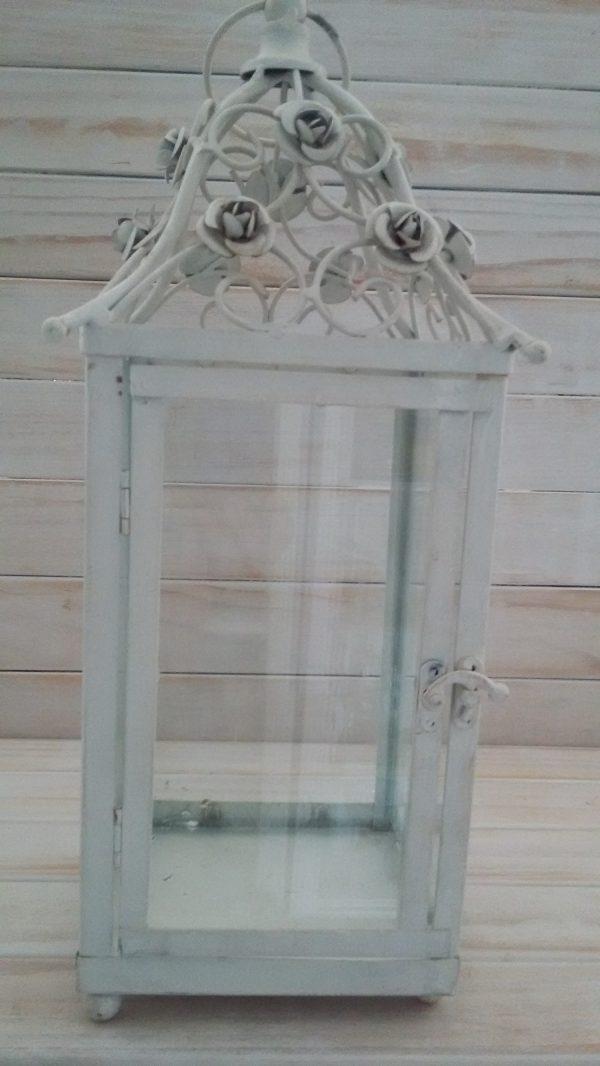 White Rose Lantern