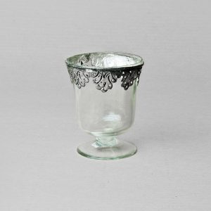 Small SS Antique glass vase
