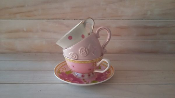 Teacups & Saucers(Variety)