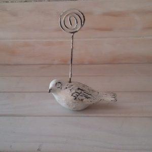 Bird Card holder