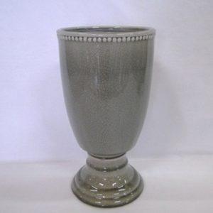 Grey Ceramic Urn