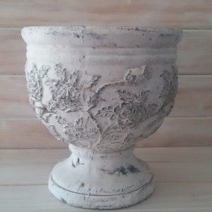 Rose Ceramic Vase