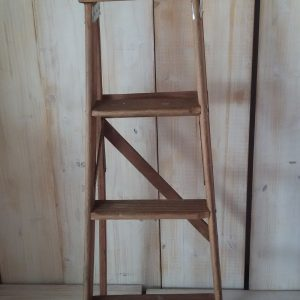 Rustic Step Ladder(4Steps)